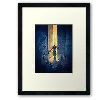 Heroquest Glorantha Core Book Framed Print