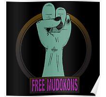 Free mudokons Poster