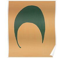 A Sliver of a Green Moon Poster