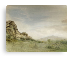 Watson, You Idiot. Someone Stole Our Tent. Canvas Print