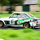 Stobart Mark II Ford Escort by Willie Jackson