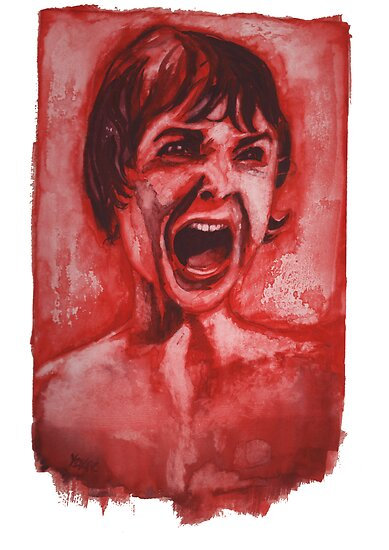Psycho by kentcribbs