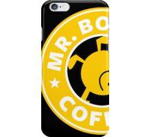 Mr. Bounce Coffee iPhone Case/Skin