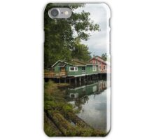 Telegraph Cove, Vancouver Island iPhone Case/Skin