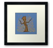 G of Life Framed Print
