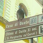 CASA DI DANTE by Azzurra