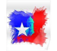 San Juan Puerto Rico Poster