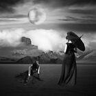 Lofty Glances... by Karen  Helgesen