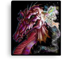 Dragon Whisperer Canvas Print