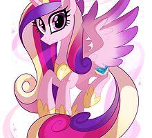 Princess Cadence by Pepooni