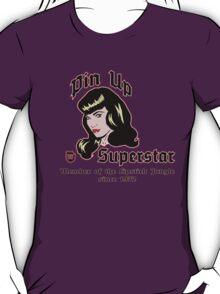 Pin Up Superstar T-Shirt