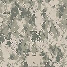 Tactical Modern Military digital camo 4 by Shobrick