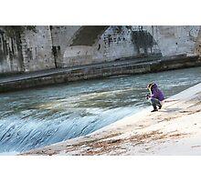 Isola Tiberina 3 Photographic Print