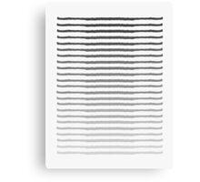 Gray 11 Canvas Print