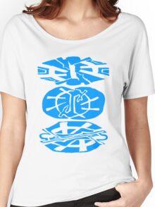 Alien Tribal Marks Women's Relaxed Fit T-Shirt