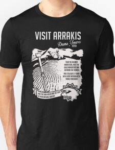 Visit Arrakis Dune Tours T-Shirt