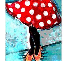 Minnie Skirt  Photographic Print