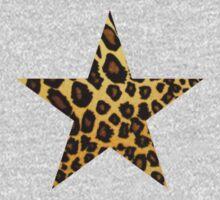 Wild Star One Piece - Long Sleeve