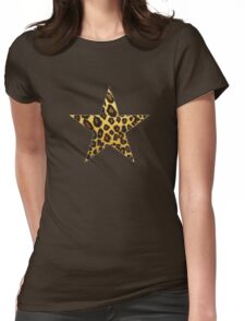 Wild Star Womens Fitted T-Shirt