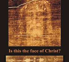 Reecy Aresty's photo of The Shroud of Turin by Harveylee
