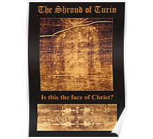 Reecy Aresty's photo of The Shroud of Turin Poster