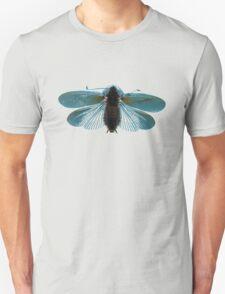 Blue Moth Unisex T-Shirt