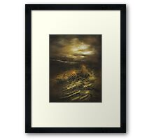 The Road Less Traveled Framed Print