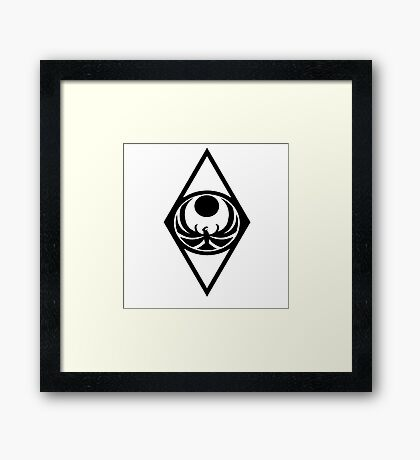 Thieve's Guild Framed Print