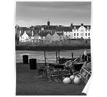 Elie - A Fishing Tradition Poster
