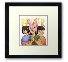 Spawn of Belcher  Framed Print