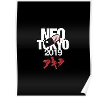 Akira - Neo Tokyo Poster