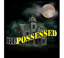 Haunted Mansion - Repossessed Photographic Print