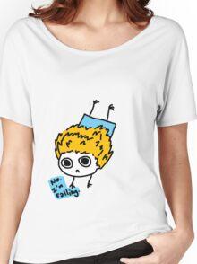 FALLING FOR YO- No.  Women's Relaxed Fit T-Shirt