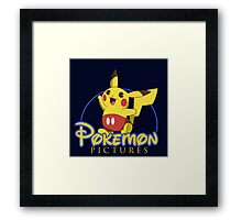 Pokemon Pictures  Framed Print