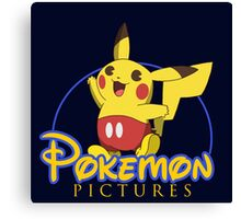 Pokemon Pictures  Canvas Print