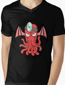 The Call Of Zoidthulhu Mens V-Neck T-Shirt