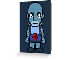 Panthro - Cloud Nine Greeting Card