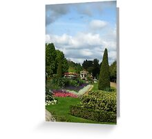 Regent's Park, London Greeting Card