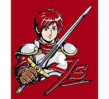 Ys - Adol (Red) Photographic Print