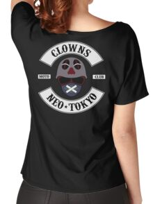 The Clown Motorcycle Club - Neo Tokyo (Akira) Women's Relaxed Fit T-Shirt