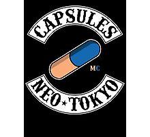 Neo Tokyo Capsules (Akira) Photographic Print