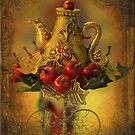 Seasons Greetings by Linda Cutche