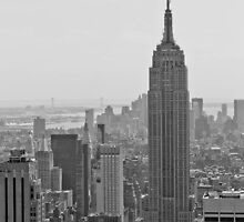 Empire State Building by jaszek