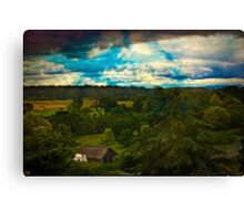 Nice Weather For Trolls In the Shire Today Canvas Print