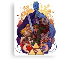 Skyward Sword Canvas Print