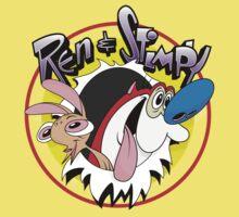 Ren & Stimpy Kids Clothes