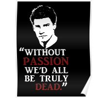 ANGEL: Passion Poster