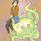 Octopus Seat by CatAstrophe