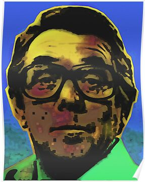 RONNIE CORBETT by OTIS PORRITT