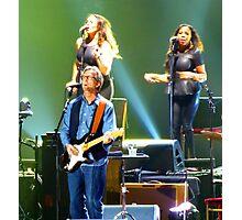 Eric Clapton Concert Atlanta 2013 Photographic Print